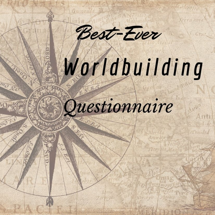 Worldbuilding Questionnaire Image