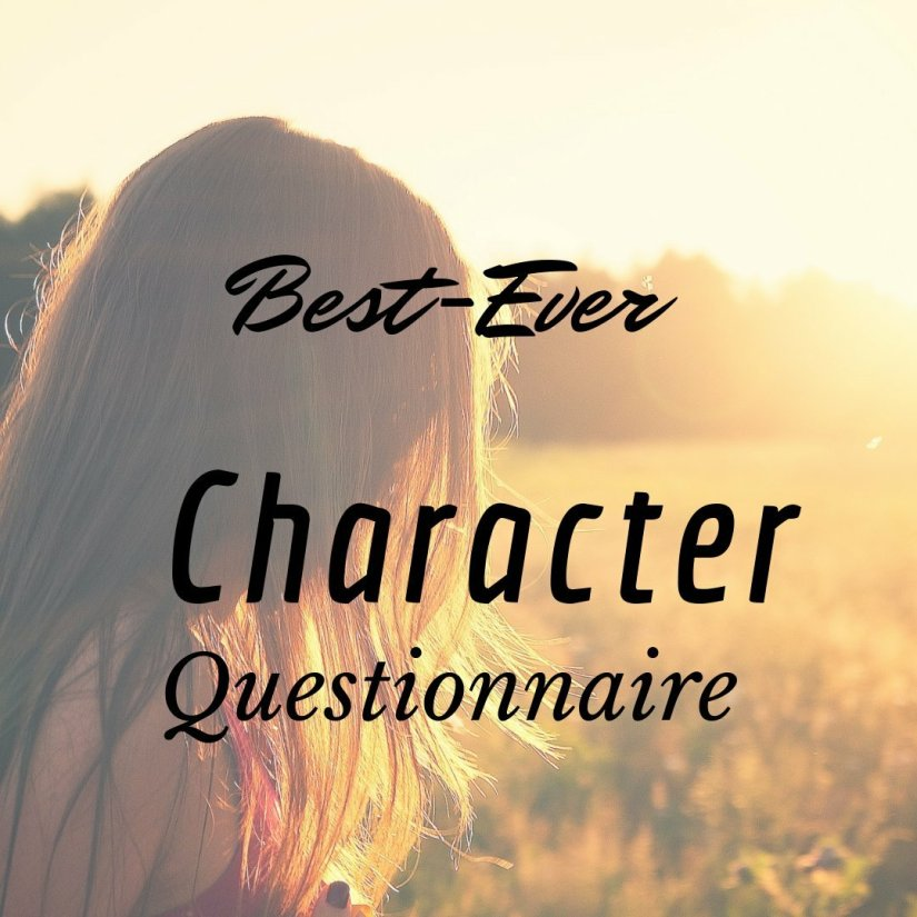 Character Questionnaire image