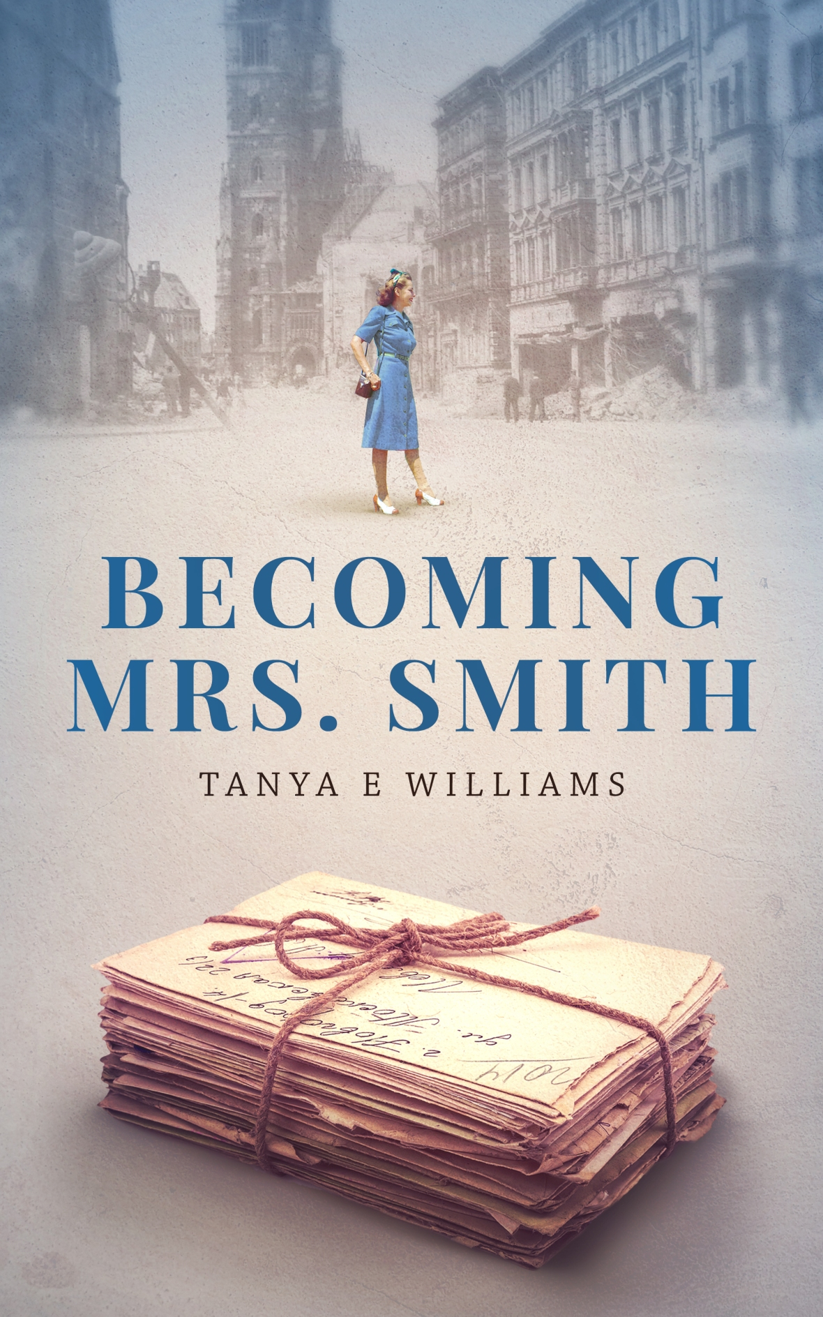 Book Review becoming Mrs. Smith by Tanya E. Williams