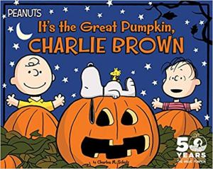 10 Adorable Halloween Picture Books: It's the Great Pumpkin, Charlie Brown