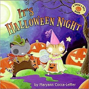10 Adorable Halloween Picture Books :It's Halloween Night
