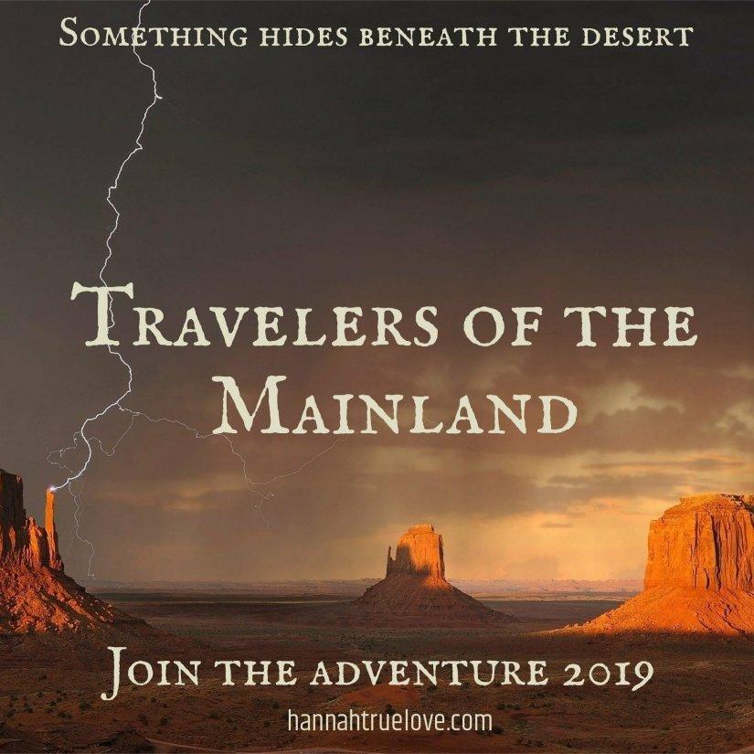 Soomething hides beneath the desert