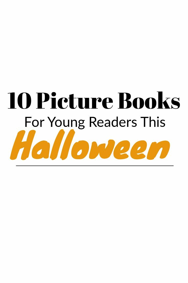 10 Picture Books for Young Readers this Halloween