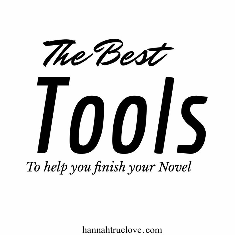 Best Tools to Help You Finish Your Novel -Are you looking for the best writing software and note taking supplies to help you finish your book? Check out this list of the best tools to complete your novel.