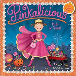 10 Adorable Halloween Picture Books: Pinkalicious: Pink or Treat!